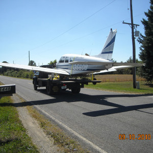 Wings Aviation Inc. Recovery and Transportation